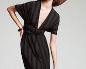 "Maxi Infinity Dress in ""Bianca"" Slinky by VINTAGE ORIGIN"