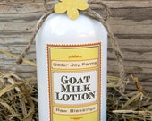 Raw Blessings Goat Milk Lotion