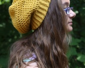 Banded Slouchy Beanie - Made to Order