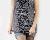 JOY DIVISION Unknown Pleasures Vintage Rock Black Stripes Shirt Tank Top Women T-Shirt Tunic Top Singlet Vest Women Shirt Sleeveless Size M