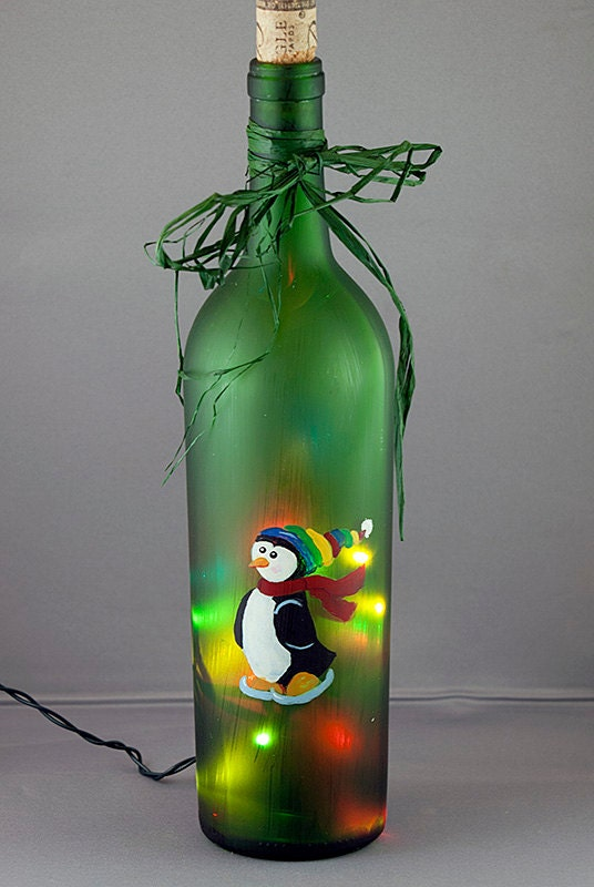 Penguin Christmas Stocking