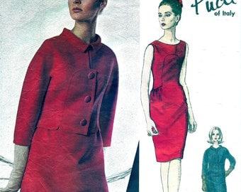 Vogue Couturier Design 1490 - UNPRINTED - Emilio Pucci - Bust 34