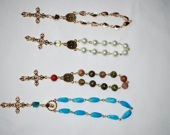 One Decade Rosaries