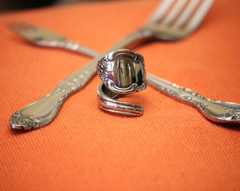 Spoon Ring, Select Your Style and Size