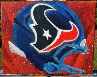 Houston Texans Fine Art