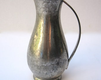 Royal Holland Pewter Pitcher