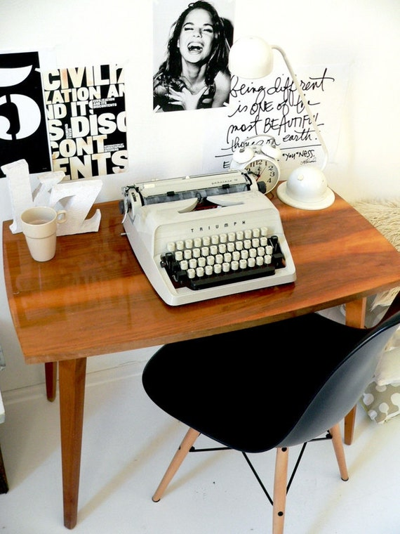 60s Dannish style small table