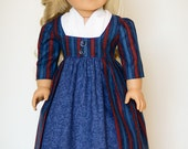 RESERVED -Caroline's Battle Dress - American Girl