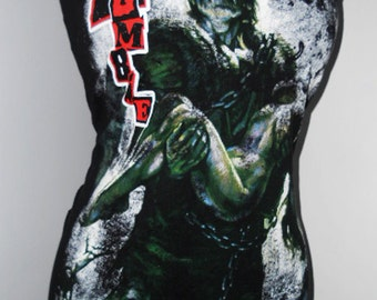 Rob Zombie ladies Frankenstein tshirt tank top many sizes available horror rock heavy metal