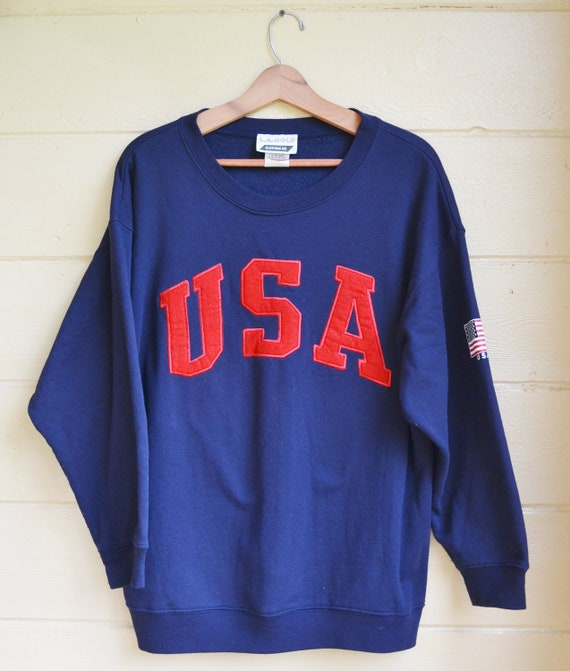 American Flag Sweater Vest