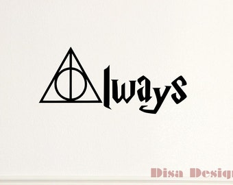 deathly hallows symbol always - photo #13