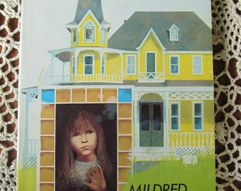 1982 The House on the Hill 4th Grader  Childrens Book Adventure for Summer Vacation Author Mildred Masters