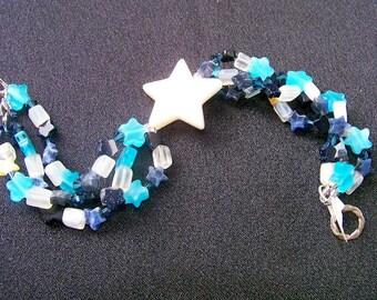 Beaded Bracelet, Beaded Jewelry, Multistrand Bracelet, Handmade Bracelet, Moonstone Bracelet, Moonstone Jewelry, Handmade Jewelry