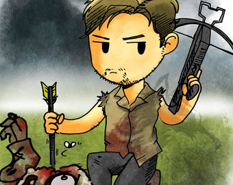 Walking Dead - Daryl Dixon