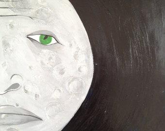 Sad Moon