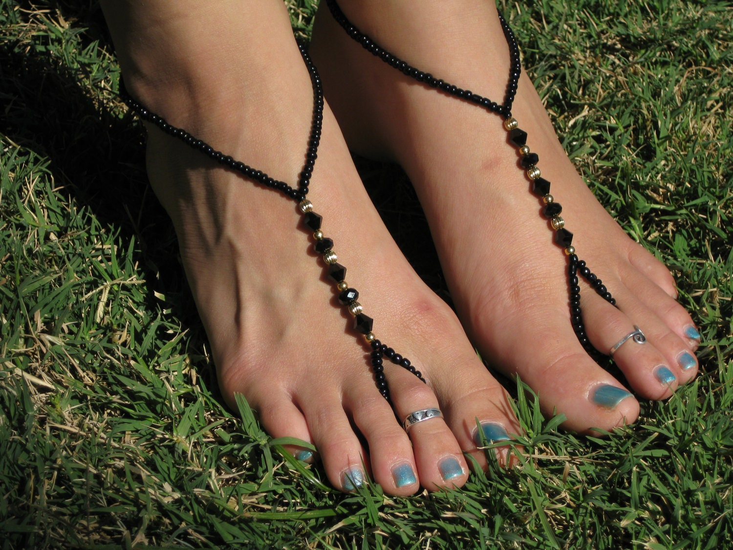 Foot Thong Toe Ring