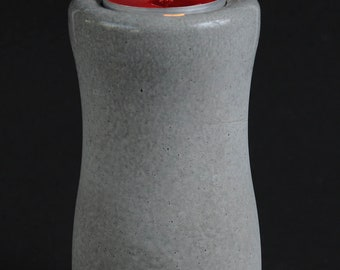 Cement Candle Holder, Future Relic #6