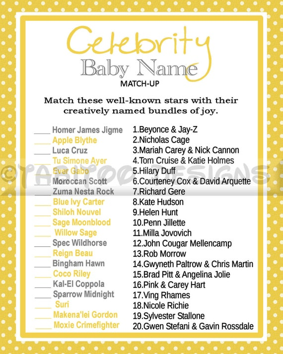 Celebrity Baby Names Inspired by Disney Characters ...