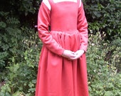 Pattern for Tudor Girl's Kirtles and Petticoats