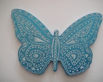 Romantic Butterfly magnet