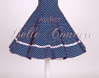 50s petticoat dress item: 3302