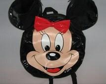 Vintage Minnie Mouse Bag /MEMsArtShop.