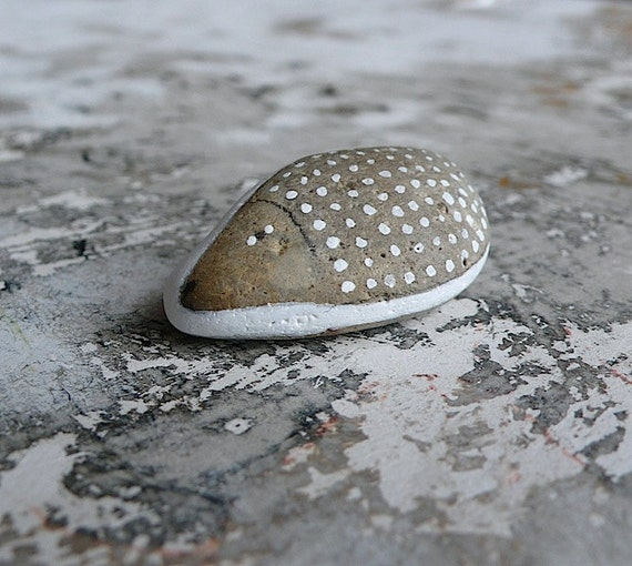 RESERVED - Beach Stone Hedgehog