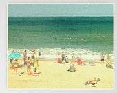 Beach photograhy, surf art, 8x10 fine art photography print by Cathie Carlson