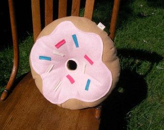 Donut Pillow Plush
