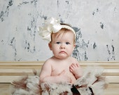 Woodland Party Tutu | Woodland Birthday Dress | Boho Skirt | Baby Girls