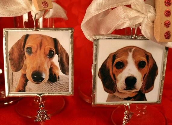SALE, Custom Dog Ornament, Christmas Ornament, Christmas Tree