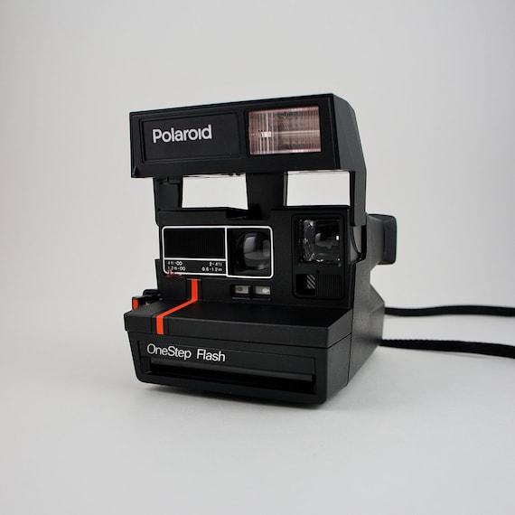 Polaroid OneStep Flash Camera - 600 Film