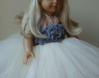 tutu doll dress, doll tutu dress, baby doll dress, baby clothing, doll clothing, doll dress, Christmas gift, birthday gift