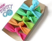 Neons - Gift Set of 5 Perfect Hair Ties