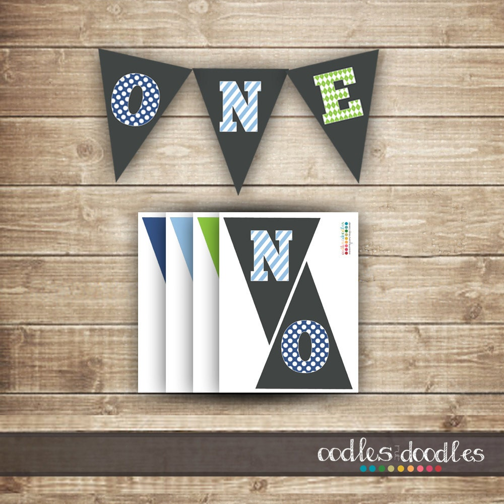 It's just a picture of Dynamite Printable Pennant Banner