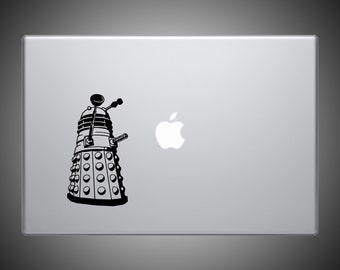 Dalek Sticker - Doctor Who Vinyl Decal
