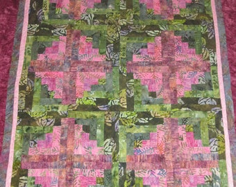 Forest Quilt by ERA Boutique