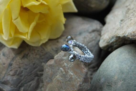Mystic Mirror Drop's Ring