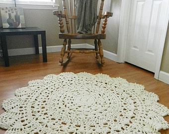 Popular items for round rug on Etsy