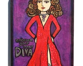 SALE - DIVA art - Embrace...