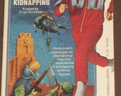 "Vintage 70's Pop Culture, The Six Million Dollar Man No. 2 ""Solid Gold Kidnapping"" 1975"