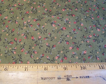 Mrs. March's Antique Rose Lecien Fabric, by the yard L26G