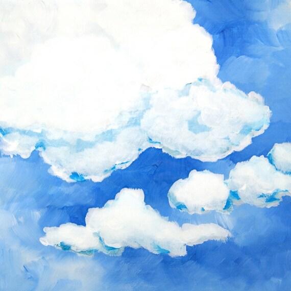 Cloud Series Painting