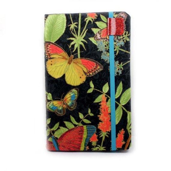 Nexus 7 Tablet cover - Botanical Butterflies - google tablet case