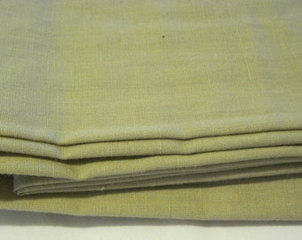 Tan Cotton Dress Making Fabric