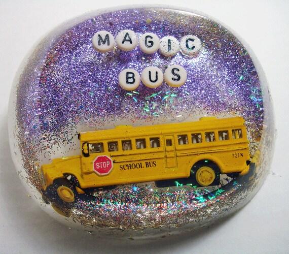 Bizarre Waterproof Art - Magic Bus