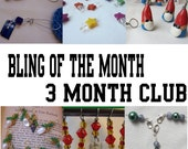 Bling of the Month - 3 Month Subscription