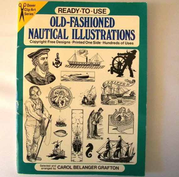 Old Fashioned Nautical Illustrations Clip Art Carol Grafton