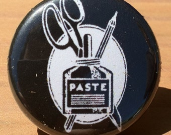 Cut and Paste - Button, magnet, or Bottle Opener
