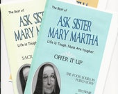The Best of Sister Mary Martha, Booklets from the CyberConvent